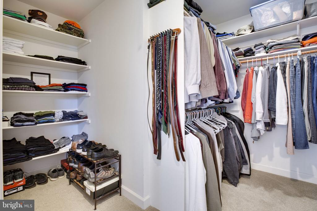 HUGE  Walk In Closet - 12110 WALNUT BRANCH RD, RESTON
