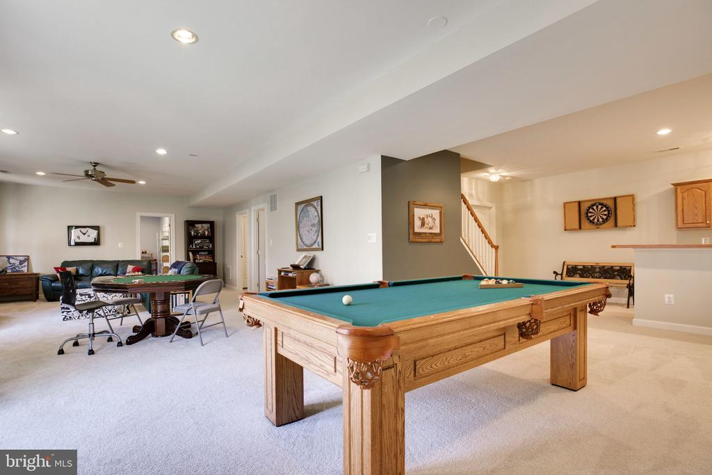 Billiards Area - 12110 WALNUT BRANCH RD, RESTON