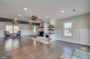 Wow! What an Expansive Family Room!!!! - 6349 LOUISIANNA RD, LOCUST GROVE