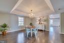 Formal Farm Loving Dining Room!!! - 6349 LOUISIANNA RD, LOCUST GROVE