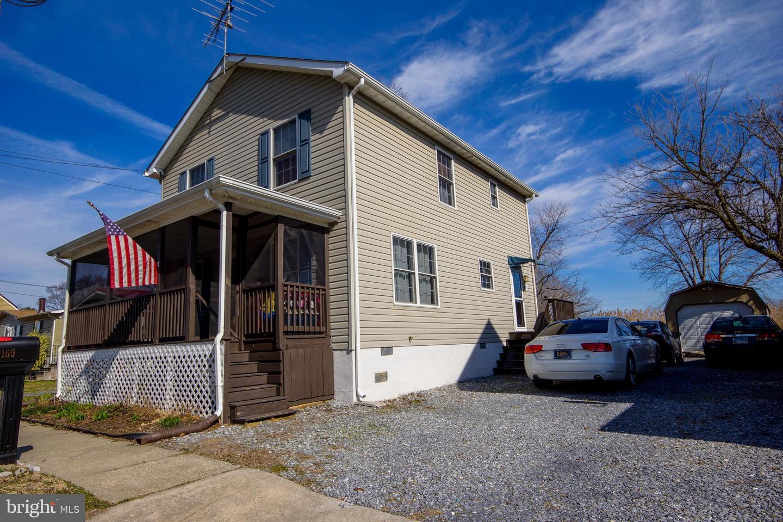 Single Family Homes vì Bán tại Little Creek, Delaware 19901 Hoa Kỳ