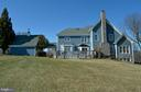Back elevation - 16080 GOLD CUP LN, PAEONIAN SPRINGS