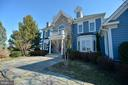 Front patio - 16080 GOLD CUP LN, PAEONIAN SPRINGS