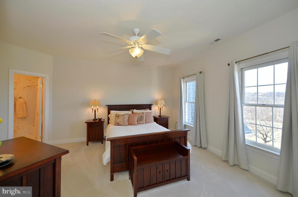 Second bedroom is an en-suite - 16080 GOLD CUP LN, PAEONIAN SPRINGS