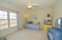 Fourth bedroom shares