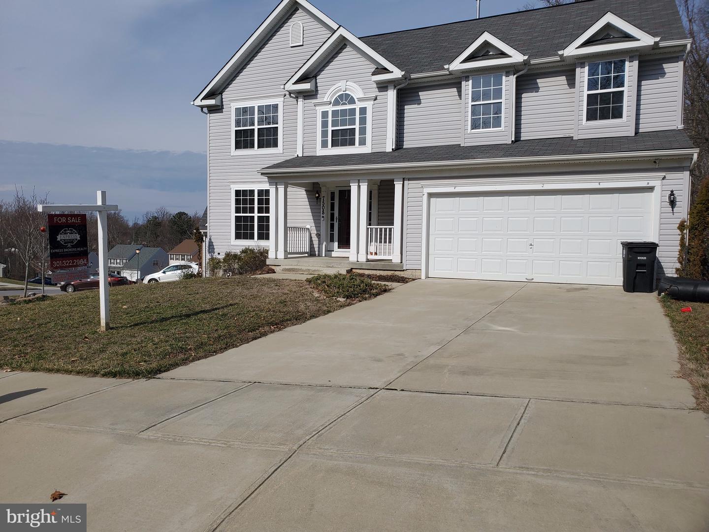 Single Family Homes per Vendita alle ore District Heights, Maryland 20747 Stati Uniti