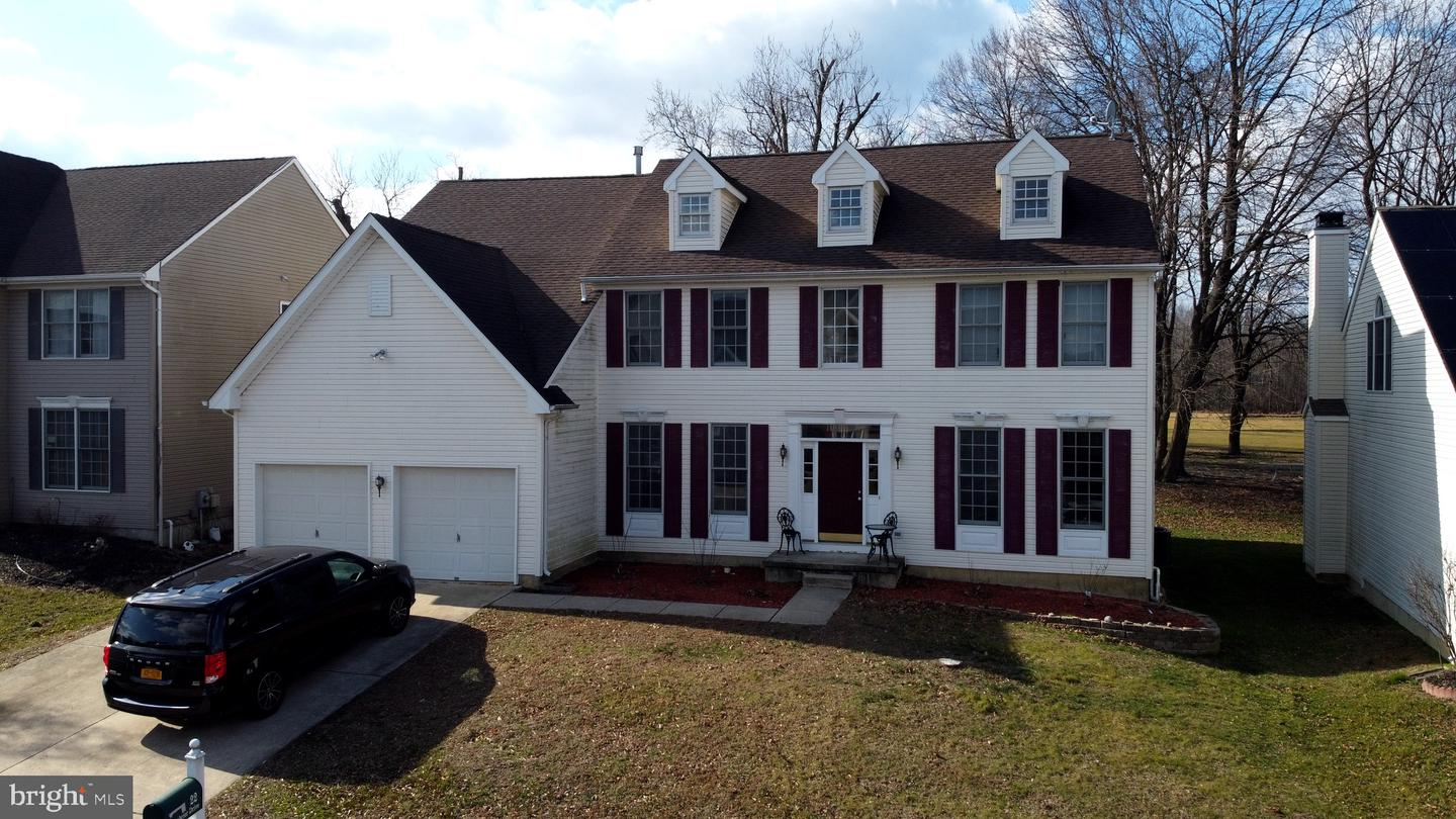 Single Family Homes para Venda às 22 GREENBRIER Drive Mount Holly, Nova Jersey 08060 Estados Unidos