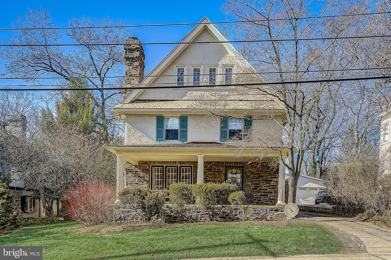 Single Family Homes για την Πώληση στο 353 N BOWMAN Avenue Merion Station, Πενσιλβανια 19066 Ηνωμένες Πολιτείες