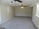 REC ROOM - 43 JASON LN, STAFFORD