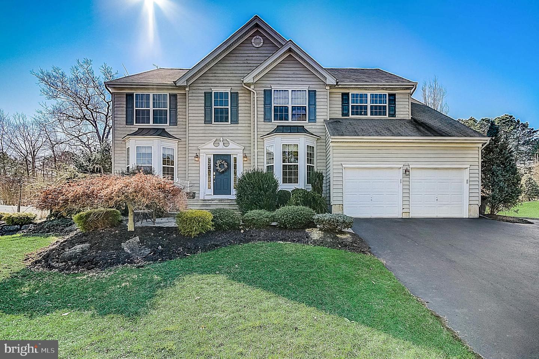 Single Family Homes для того Продажа на Englishtown, Нью-Джерси 07726 Соединенные Штаты