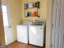Laundry area - washer & dryer convey - 5415 MOLLYS GLN, MINERAL