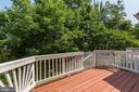 Deck view - 43214 SOMERSET HILLS TER, ASHBURN