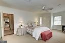 Spacious Secondary Bedroom - 7600 GLENDALE RD, CHEVY CHASE