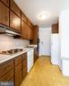 kitchen - 10401 GROSVENOR PL #527, ROCKVILLE