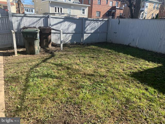 Huge backyard! - 554 NEWCOMB ST SE, WASHINGTON
