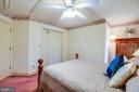 Bedroom - 9602 TREEMONT LN, SPOTSYLVANIA