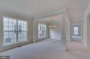 Living Room/Dining Room - 75 DENISON ST, FREDERICKSBURG