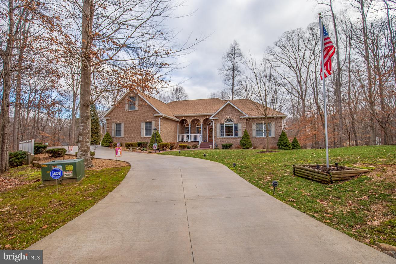 Single Family Homes のために 売買 アット Palmyra, バージニア 22963 アメリカ