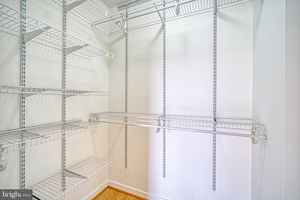 Master Closet #1 - 1000 NEW JERSEY AVE SE #606, WASHINGTON