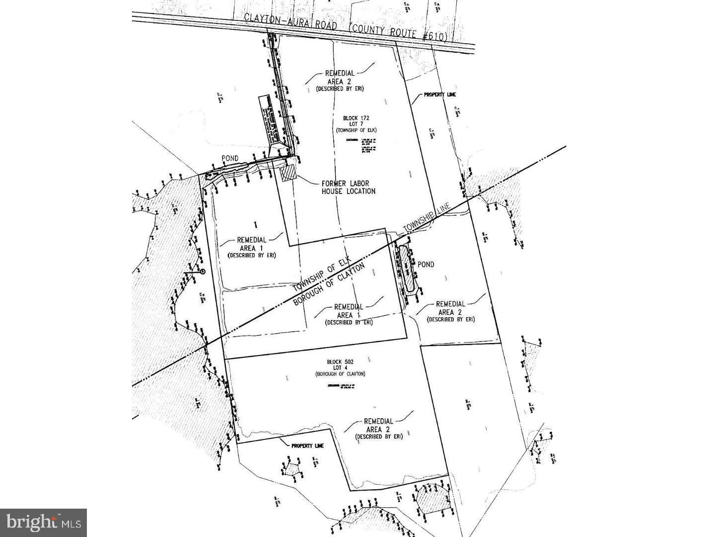 Terrain pour l Vente à Glassboro, New Jersey 08028 États-Unis