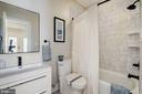 Second en-suite bathroom - 1821 I STREET NE #11, WASHINGTON