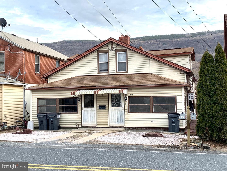 Duplex Homes 용 매매 에 Palmerton, 펜실바니아 18071 미국