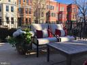 Two, sunny patios. One for sitting. One for dining - 1015 D ST NE #1, WASHINGTON
