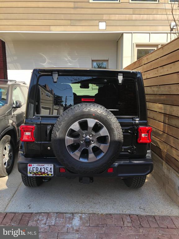 1 Car / Off Street Parking - 1015 D ST NE #1, WASHINGTON