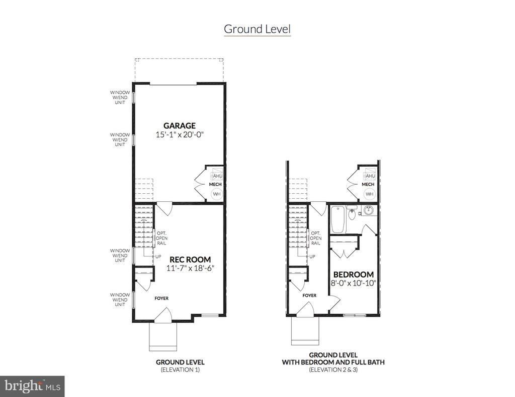 Rec Room with no bedroom/bathroom configuration - 14604 LAKESTONE DR, CHANTILLY