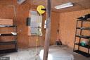 Lighting & Electric in garage - 5420 BURKITTSVILLE RD, JEFFERSON