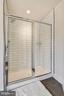 Oversized shower. - 18609 STRAWBERRY KNOLL RD, GAITHERSBURG