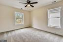Bedroom #4 - 18609 STRAWBERRY KNOLL RD, GAITHERSBURG