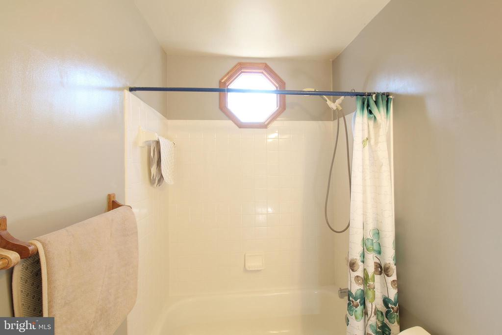 Hall Full Bathroom - 117 GREEN ST, LOCUST GROVE