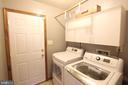 Separate Laundry/Mud Room w/Garage Entrance - 117 GREEN ST, LOCUST GROVE