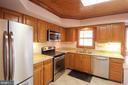 SS Appliances - Patio Doors open to Screened Porch - 117 GREEN ST, LOCUST GROVE
