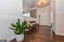 Grand entrance. - 6854 E SHAVANO RD, NEW MARKET