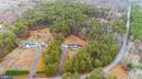 Overhead front view - 10101 OLDE KENT DR, SPOTSYLVANIA
