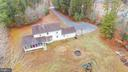 Overview of rear of home - 10101 OLDE KENT DR, SPOTSYLVANIA