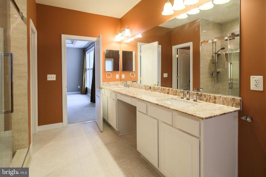 Master bathroom - 13299 SCOTCH RUN CT, CENTREVILLE