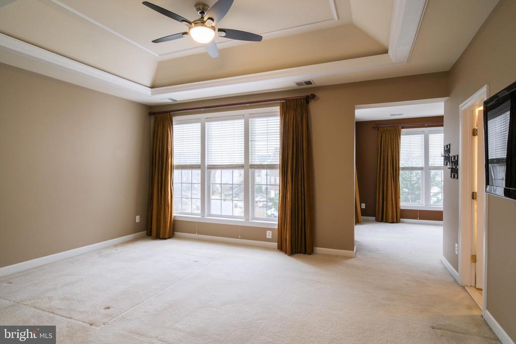 Master bedroom - 13299 SCOTCH RUN CT, CENTREVILLE