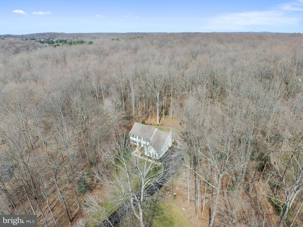 Aerial of the play areaAerial - 12400 FAIRFAX STATION RD, CLIFTON