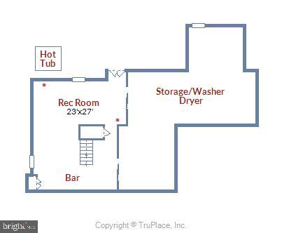 Floor plan - 12400 FAIRFAX STATION RD, CLIFTON