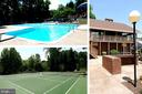 The Downs with Rec Center . Pool . Tennis . Marina - 1584 LANCASTER GRN, ANNAPOLIS