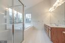 Master Bedroom 2 Bath - 6317 ZEKAN LN, SPRINGFIELD