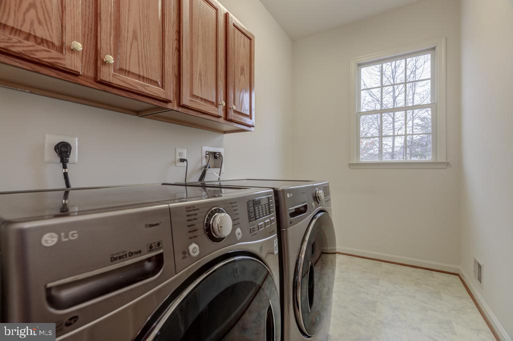 Laundry Room - 6317 ZEKAN LN, SPRINGFIELD