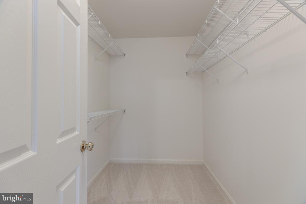 Master Bedroom 1 Walk-in Closet - 6317 ZEKAN LN, SPRINGFIELD