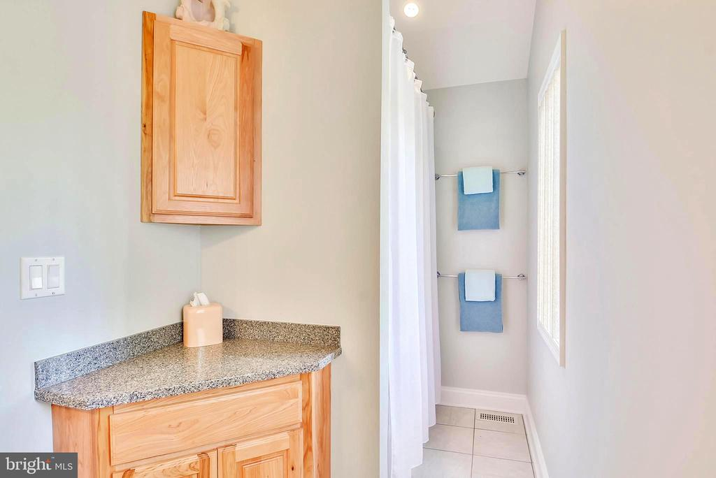 Custom Cabinets and Shower Niche - 1584 LANCASTER GRN, ANNAPOLIS