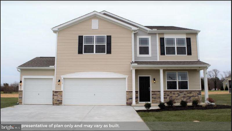Single Family Homes för Försäljning vid Frederica, Delaware 19946 Förenta staterna