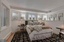 Lower Level Bedroom - 3210 R ST NW, WASHINGTON