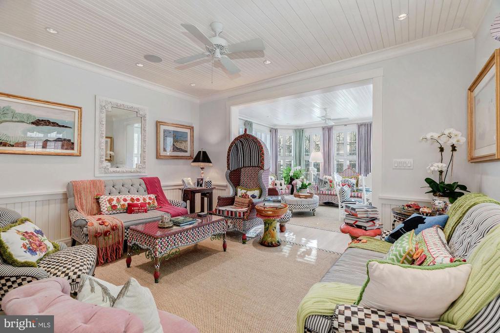 Living Room - 3210 R ST NW, WASHINGTON